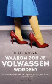 ISVW-iFilosofie #12 - Waarom zou je nog volwassen worden - Susan Neiman