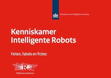 ISVW-iFilosofie #6 - Kenniskamer Intelligente Robots. Feiten, fabels en ficties