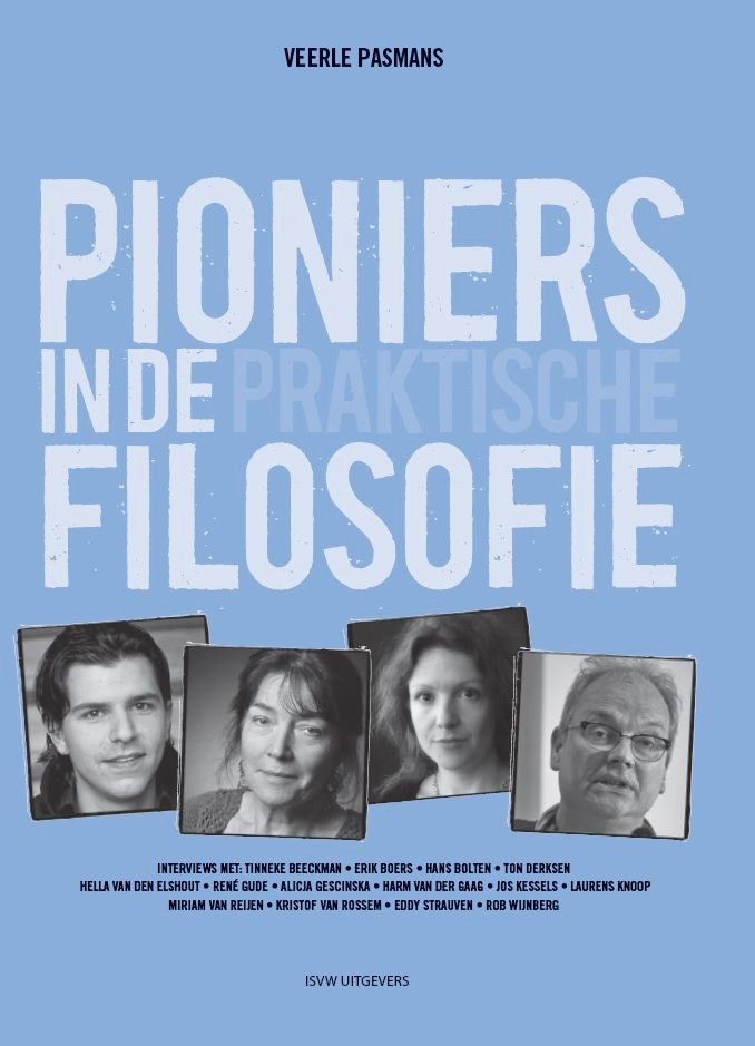ISVW-iFilosofie #6 - Veerle Pasmans, Pioniers in de praktische filosofie