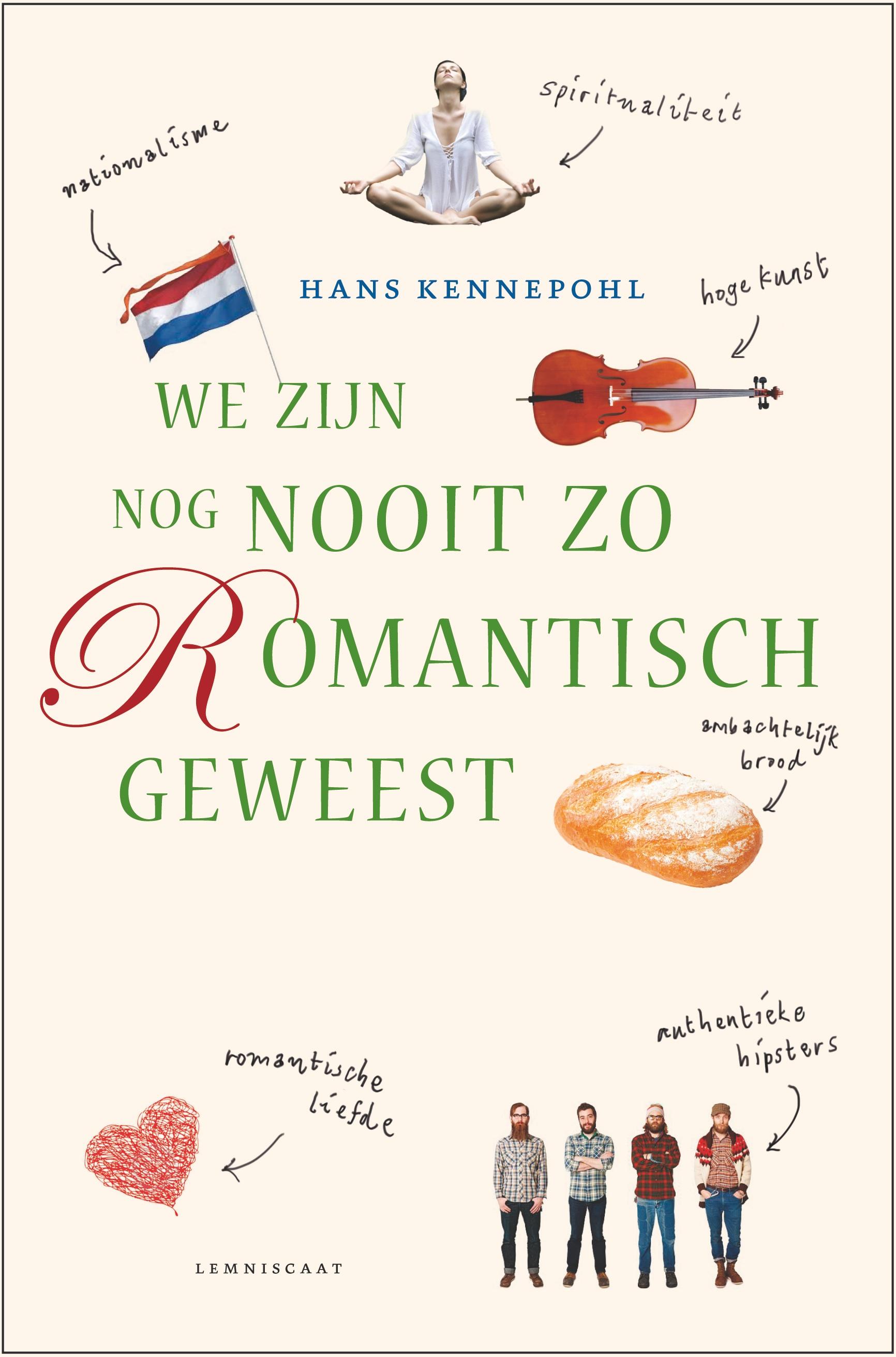 ISVW-iFilosofie #6 - Hans Kennepohl, We zijn nog nooit zo romantisch geweest