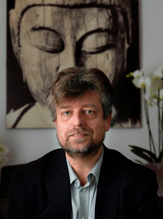 ISVW-iFilosofie #7 - Portret André van der Braak - © Mark Kohn, vu.nl