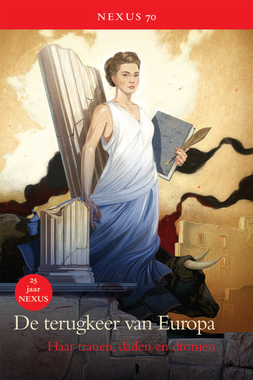 ISVW-iFilosofie #16 - Nexus 70, De terugkeer van Europa. Haar tranen, daden en dromen
