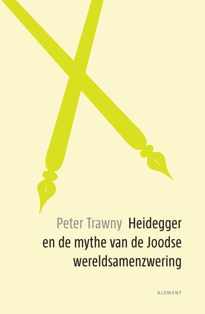 ISVW-iFilosofie #16 - Peter Trawny, Heidegger en de mythe van de Joodse wereldsamenzwering