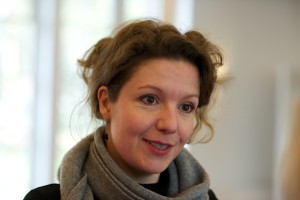 ISVW-iFilosofie #16 - Portret Tinneke Beeckman - foto Paul Scheulderman 2014