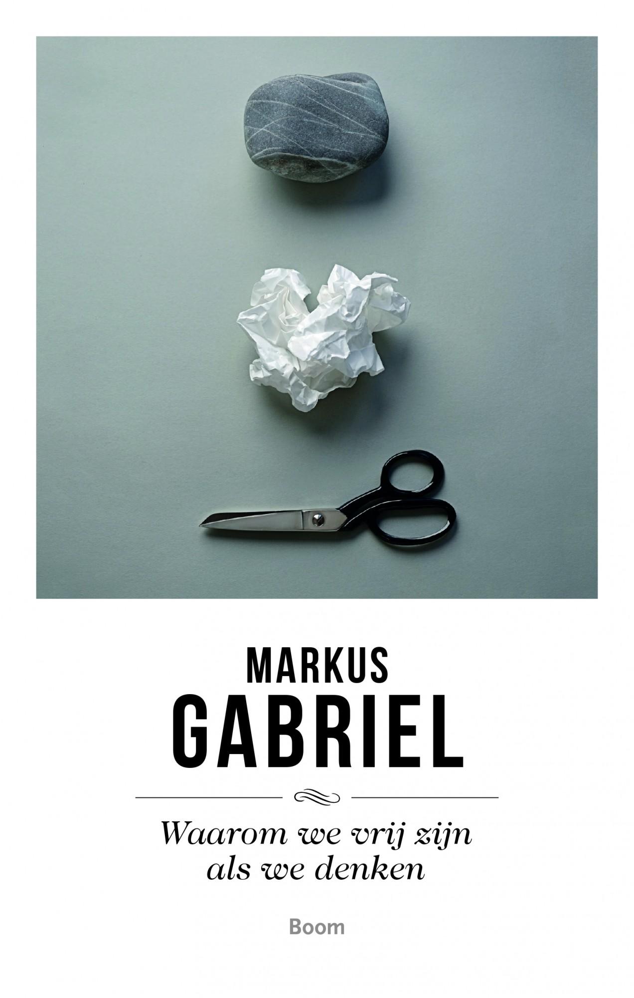 ISVW-iFilosofie #18 - Markus Gabriel, Waarom we blij zijn als we denken