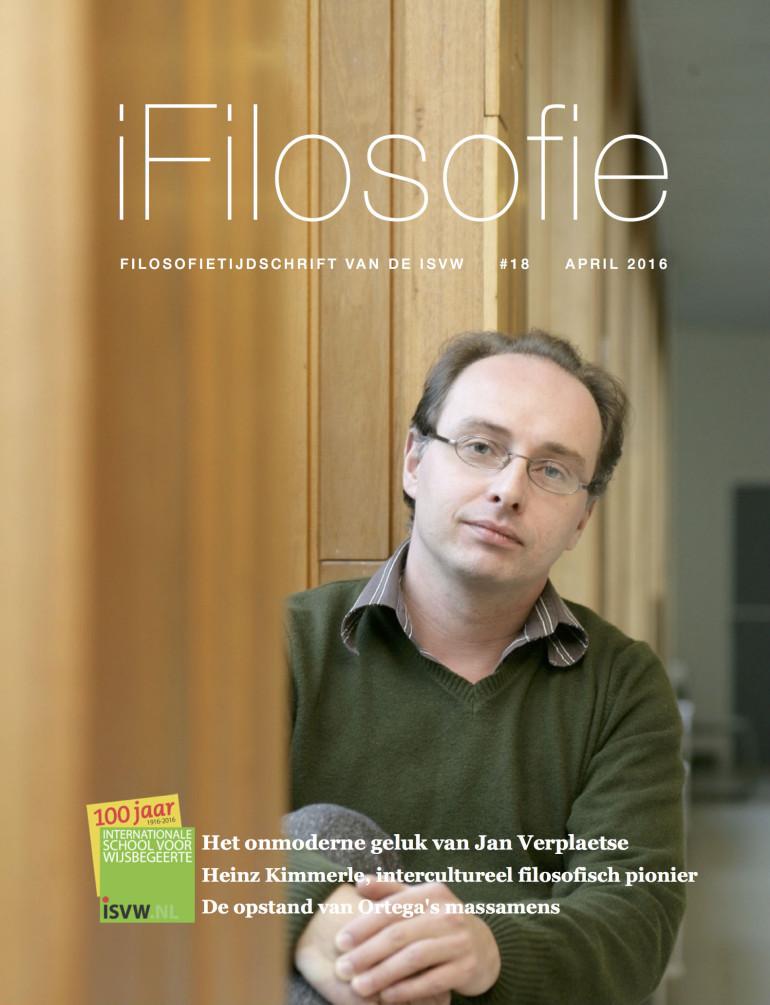 ISVW-iFilosofie #18 - Omslag