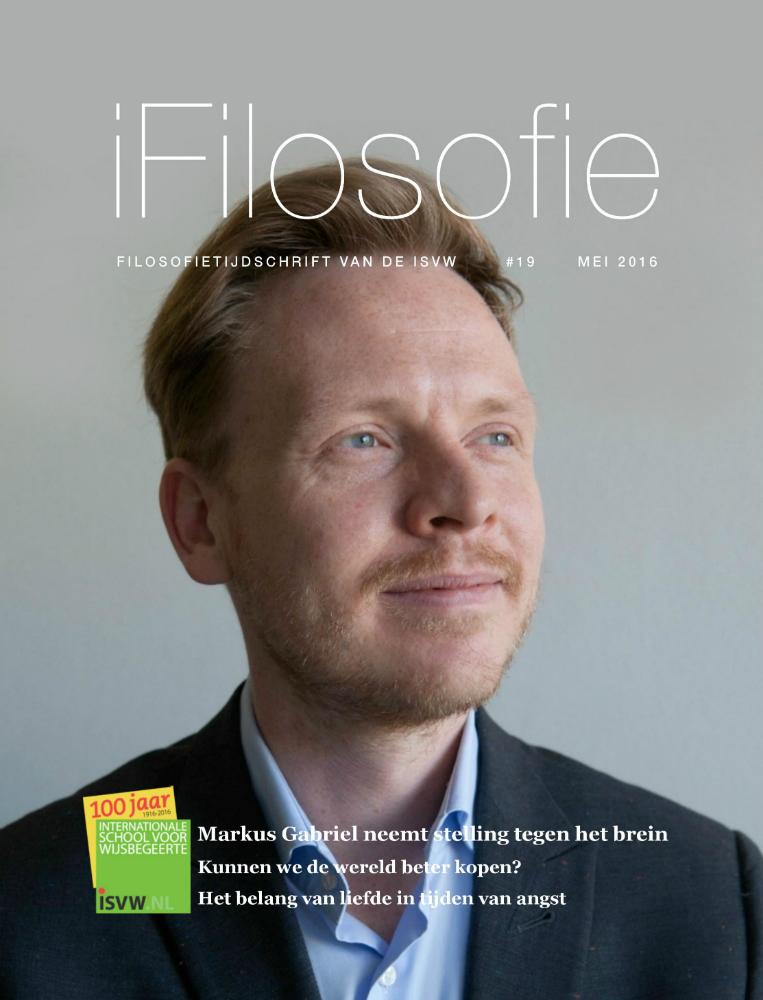 ISVW-iFilosofie 19 - Omslag
