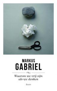 ISVW-iFilosofie #19 - Markus Gabriel, Waarom we zijn vrij als we denken