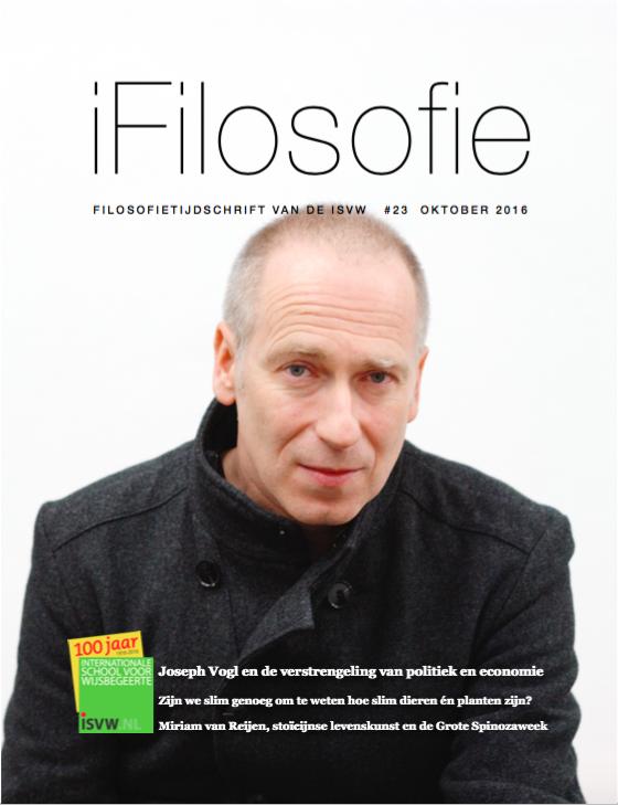 iFilosofie #23 cover